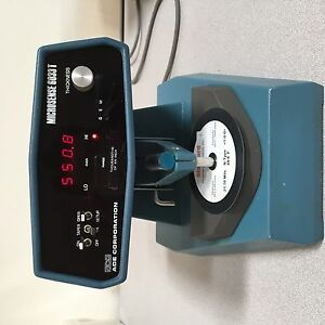 Ade 6033t Silicon Wafer Thickness Ttv Gauge
