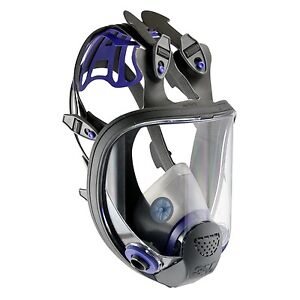 3m Ff 403 Ultimate Fx Full Facepiece Reusable Respirator Large free Us Ship