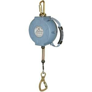 Falltech 727630 30 Ft Contractor Cable Self Retractable Lifeline free Us Ship