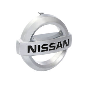 2005 2008 Nissan Xterra Front Chrome Grille Emblem Logo Badge Oem New