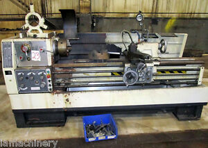 Vectrax Engine Lathe 16 X 60 6511p