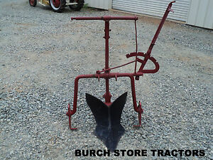 Official Ih Farmall Middle Buster Potato Plow 140 130 Super A 100 Model A16