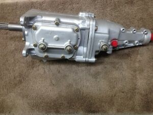 1966 Muncie M21 4 Speed Transmission 2 20 First Gear Close Ratio July Date