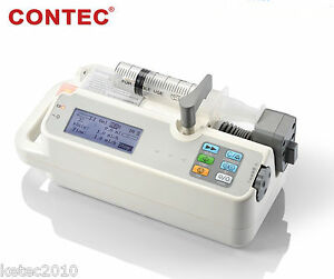Contec Sp900 Digital Infusion Pump Injection Syringe Pump perfusor Compact Pump