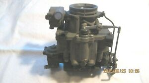 1941 1942 Buick 40 50 Series Nos Stromberg Front Carburetor Compound Carb