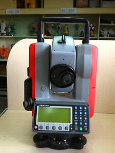 New Pentax R 202ns Total Station Reflectorless 300m
