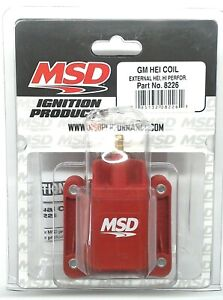 Msd 8226 Msd Ignition Gm Dual Connector Blaster Coil high Performance external