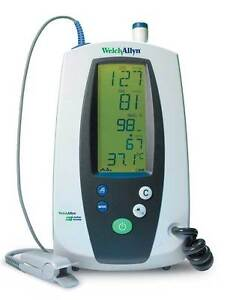 Welch Allyn 420 Series Vital Signs Unit On Mobile Stand