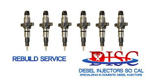 5 9 Cummins Injector Rebuild Service For Years 2003 2004 2005 2006 2007