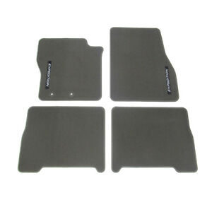 2012 2016 Ford Expedition Greystone Carpet Floor Mats Front Rear Gray Oem New