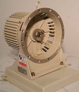 Edwards Gvsp30 esdp30 3 phase Dry Scroll Motor Certified By Vac tech Inc