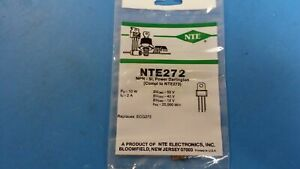 1 Pc Nte272 Ecg272 Silicon Npn Transistor Power Darlington