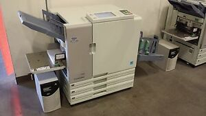 Riso 7050r Comcolor Printer