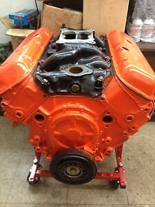 New 427 0 060 Complete Dragrace Engine