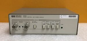 Hp Agilent 1142a Probe Control And Power Module For Hp 1141a 1144a 1145a