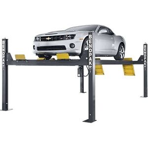 Bendpak Hds 14 4 post Lift 14000lb Rugged Truck And Car Lift Free Shipping