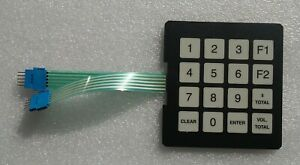 Gilbarco T17549 g1 Programmable Keypad Package Of 6 15 50 Each
