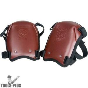 Occidental Leather 5022 Leather Knee Pads New