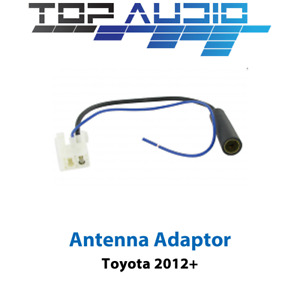 Toyota Antenna Adapter Aerial Adaptor Plug Lead Cable Connector Wire Loom