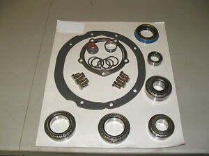 9 Inch Ford Ring Pinion Install Kit 35 Spline Pinion 3 25 O d bearing