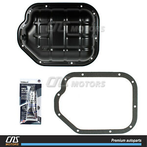 Engine Oil Pan For 00 09 Infiniti I30 I35 Nissan Maxima Murano Quest 111102y000