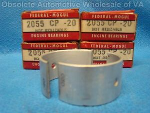 1953 71 Mg Morris Nash 1200 1489 1500 1588 1622 Mga Rod Bearing Set 020