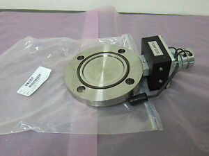 Mks 253a 253a 4 3 2 Chamber Throttle Valve Iso Flange Pressure Controller 406562