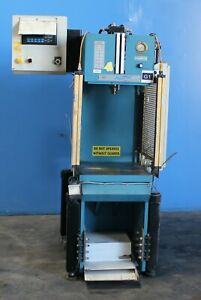 7 Ton Neff C Frame Hydraulic Punch Press 14 1 2 X 11 Bed Stamping Forming