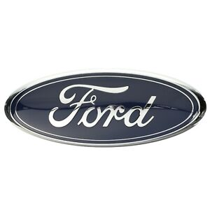 11 16 Ford F250 F350 Super Duty Front Grille Blue Oval Emblem Oem Bc3z 8213 a