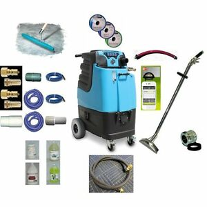 Mytee Ltd12 Speedster Carpet Cleaning Machine 12gal 1000psi Dual 3 Stage Bundle