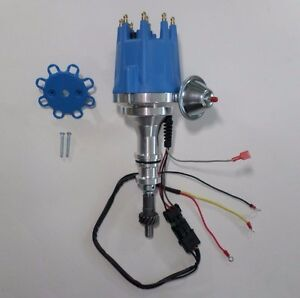 Small Block Ford 351w Windsor Pro Series Small Cap Hei Distributor Electronic