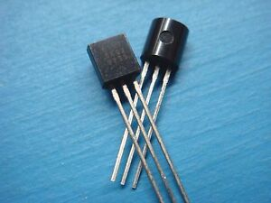 2 Supertex Tp0602n3 Mosfet Transistor To92 3 20v P channel Enhancement mode