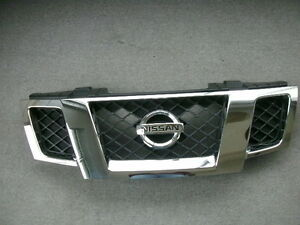 Nissan Grille Emblem In Stock | Replacement Auto Auto ...