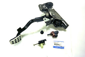 2004 2008 Mazda Rx 8 Clutch Pedal Assembly W Interlock Position Switch Oem