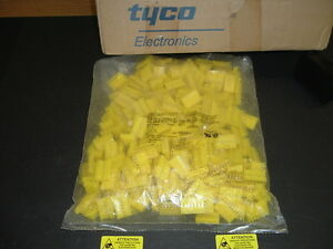 643818 7 Tyco Idc Connector Lot Of 797 New Units Rohs