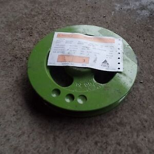 Cl9003c2 Pulley Agco Massey Ferguson 9650 Flex Hd Claas Combine Parts White Plan