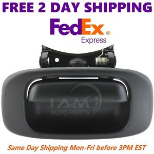 Tailgate Handle And Bezel For Chevrolet Silverado Gmc Sierra 1999 2006