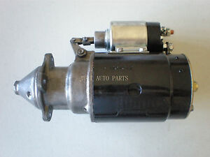 Delco Sd300 Dd 12 V Cw 9 Tooth Starter 1107627 1107640 3583 Re manufactured