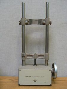Chatillon Htc Manual Compression Tension Test Stand 2 Max Travel