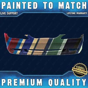 New Painted To Match Front Bumper Cover Fascia For 1994 1998 Ford Mustang Gt