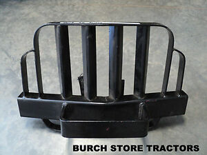 New Front Bumper For Ford Tc Series Tractor Models With Light Weight Frame