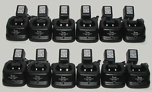 12 Bc 146 Chargers For Icom Radios Ic f11 Ic f21 Ic f30 60 Day Warranty Bc146