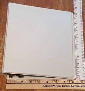 Case Of 14 3 ring Binders 2 O ring 8 5 X 5 5 Mini Half Sheet Size Free Ship