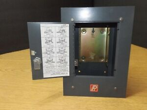 Paragon Electric 4030 Timer Enclosure Electrical Safety Metal Panel Box