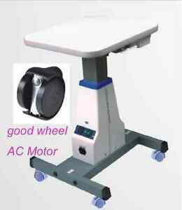 Lifting Optical Eyeglass Motorized Instrument Electric Power Work Table Cp 31a