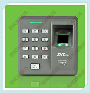New Mini Biometric Fingerprint Door Access Controller Id Card Reader Password