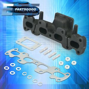 For Mazda Miata Mx5 1 8l T3 T4 Performance Iron Exhaust Header Turbo Manifold