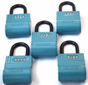New Shurlok Real Estate Lock Box Key Storage Realtor Lockbox lot Of 5