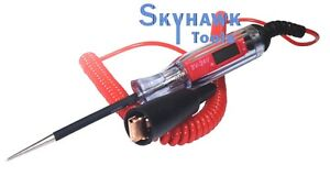 3 24v Auto Electric Circuit Tester Test Light Car Truck Rv Boat Circuit Tester