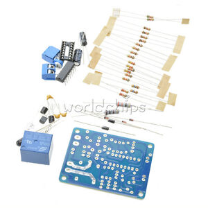 Infrared Proximity Switch Diy Kit Control Switch Automatic Faucet Control Module